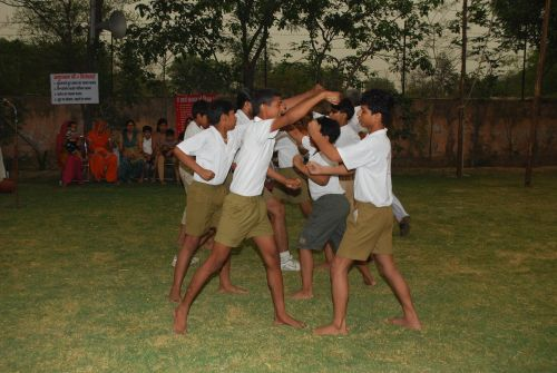 Bal Sanskar Shivir ( Special Residential Camp for Children)